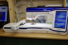 Get to know your Brother XV Sewing / embroidery machine